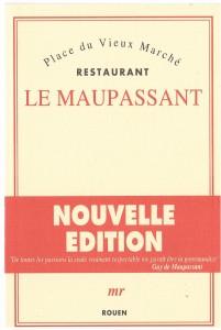 Restaurant Le Maupassant