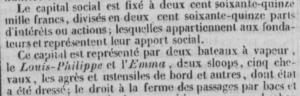 1836-02-29 Journal Rouen Paquebots2